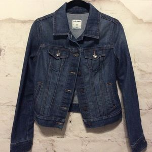 Old Navy Jean Jacket Size Small